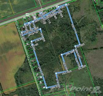 Land for Sale Moira St West, Belleville, ON