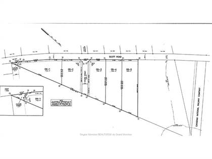 Land for Sale  in Lot 09-5 Scott Road, Salisbury, Nb E4j 2j7, Salisbury, New Brunswick, E4J2J7