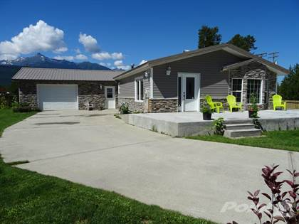 House for Sale 1475 8th Place, Valemount, BC