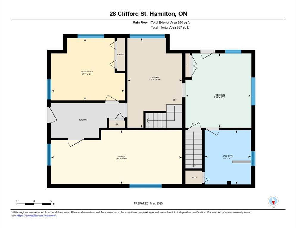 28 Clifford Street in Hamilton - House For Sale : MLS# h4099018 Photo 47