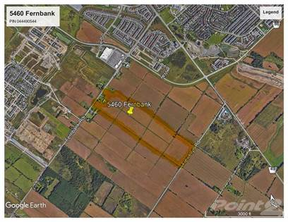 Land for Sale for Sale 5460 Fernbank Rd Ottawa Ontario $5,865,000