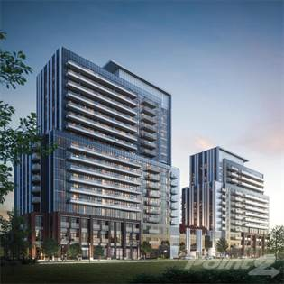 55 Interchange Way - Mobilio Condos - Jane St & Hwy 7