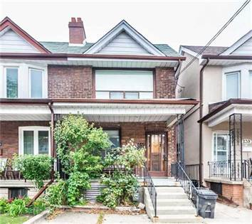 House For Sale 241 Symington Avenue, Toronto, ON