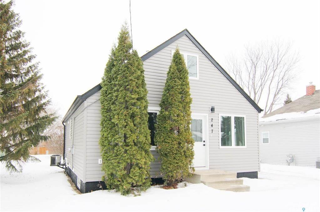 247 Maple Avenue in Yorkton - House For Sale : MLS# sk842844 Photo 1