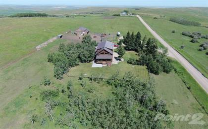 Farm for Sale  in 155028 Range Road 295, Nanton, Alberta, T0L1R0