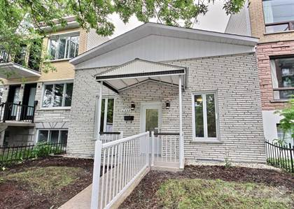 House for Sale 6338 13e Avenue Montréal Quebec $465,000