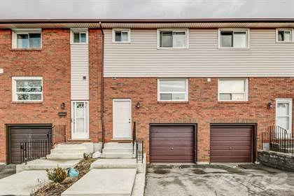 Condo for Sale  in 170 Lavina Crescent, Hamilton, Ontario, L9C6R8