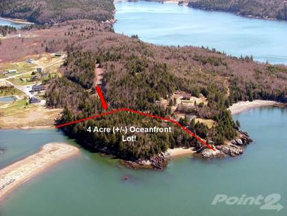 Eldridge Lane Extension Blacks Harbour New Brunswick $159,000