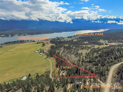 Land for Sale Lot 1 Nichol Road, Invermere, BC