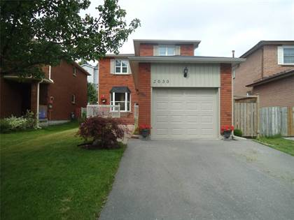 House  in 2030 Shay Dr, Pickering, Ontario, L1X1X9