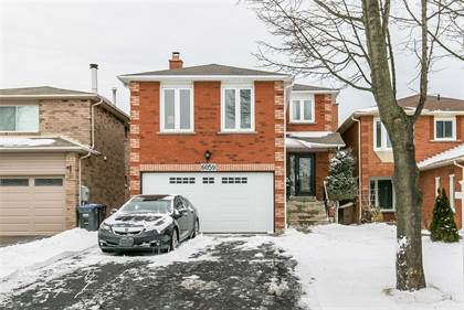House for Sale 6059 Duford Dr Mississauga Ontario $914,900