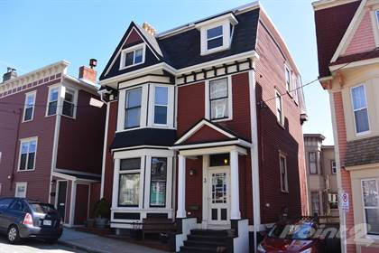 House For Sale 3 Gower Street, St. John's, NL