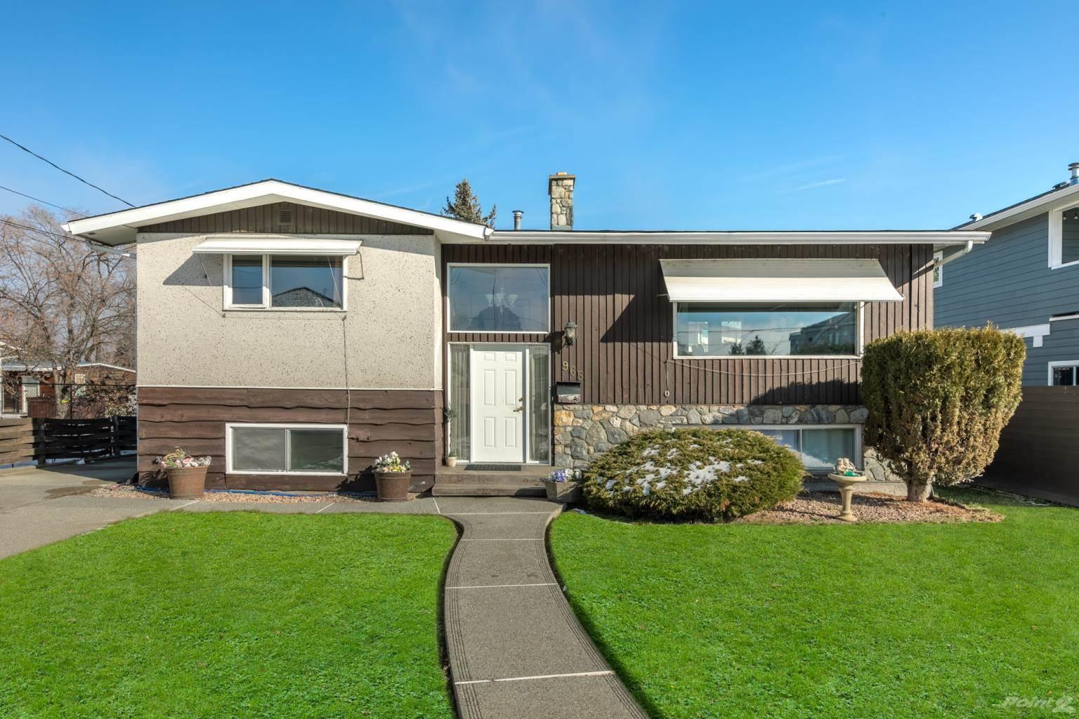 965 Manhattan Drive, Kelowna, British Columbia