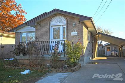 House for Sale 24 Berkindale Drive Hamilton Ontario $499,900