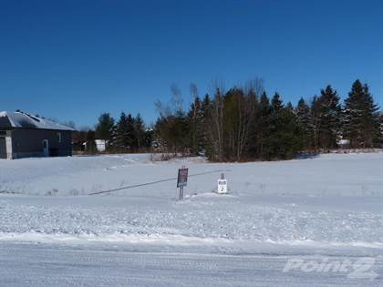 Land for Sale Lot 2 Nadine Street, Bourget, ON