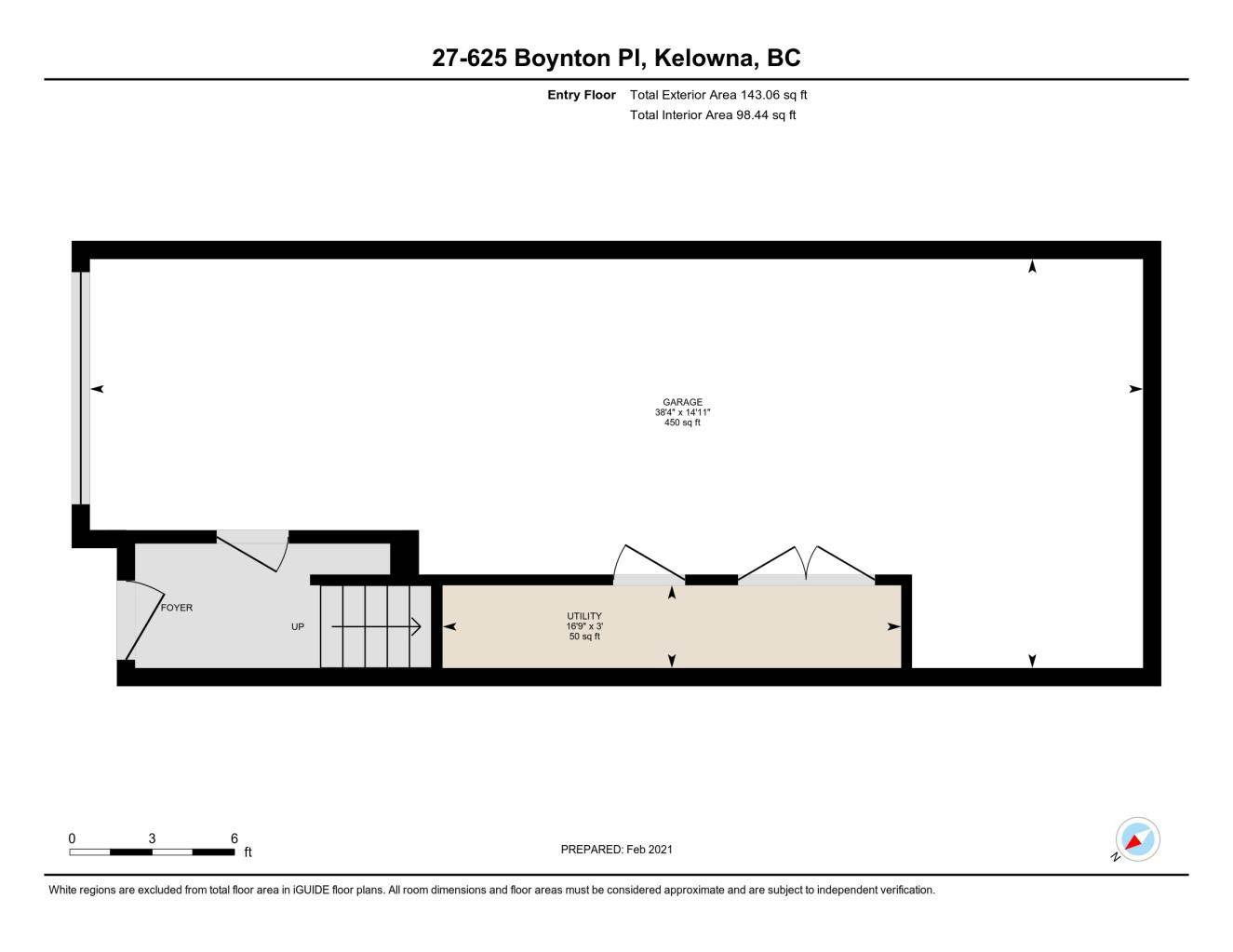 625 Boynton Place in Kelowna - Multifamily For Sale : MLS# 10221871 Photo 31