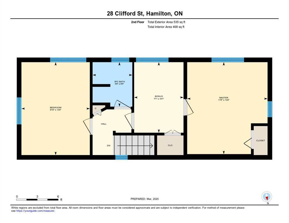 28 Clifford Street in Hamilton - House For Sale : MLS# h4099018 Photo 48