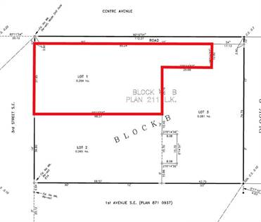 Commercial for Sale  in 404 1 Av Se, Black Diamond, Alberta, T0L0H0
