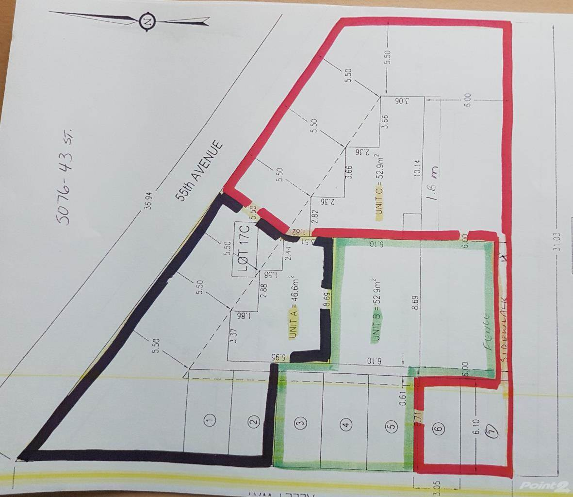 5076 43 St, Drayton Valley Vacant Land For Sale