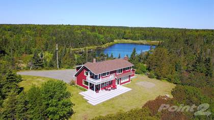 House for Sale  in 40 Ohio Pond Road, Grand Manan, New Brunswick, E5G4B4