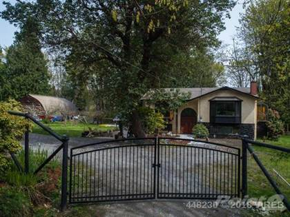 House for Sale 2583 Howe Road, Chemainus, BC