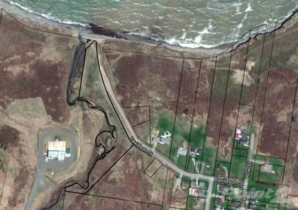 Land for Sale  in Lot 1 Davidson Street, Glace Bay, Ns B1a 5t4, Glace Bay, Nova Scotia, B1A5T4