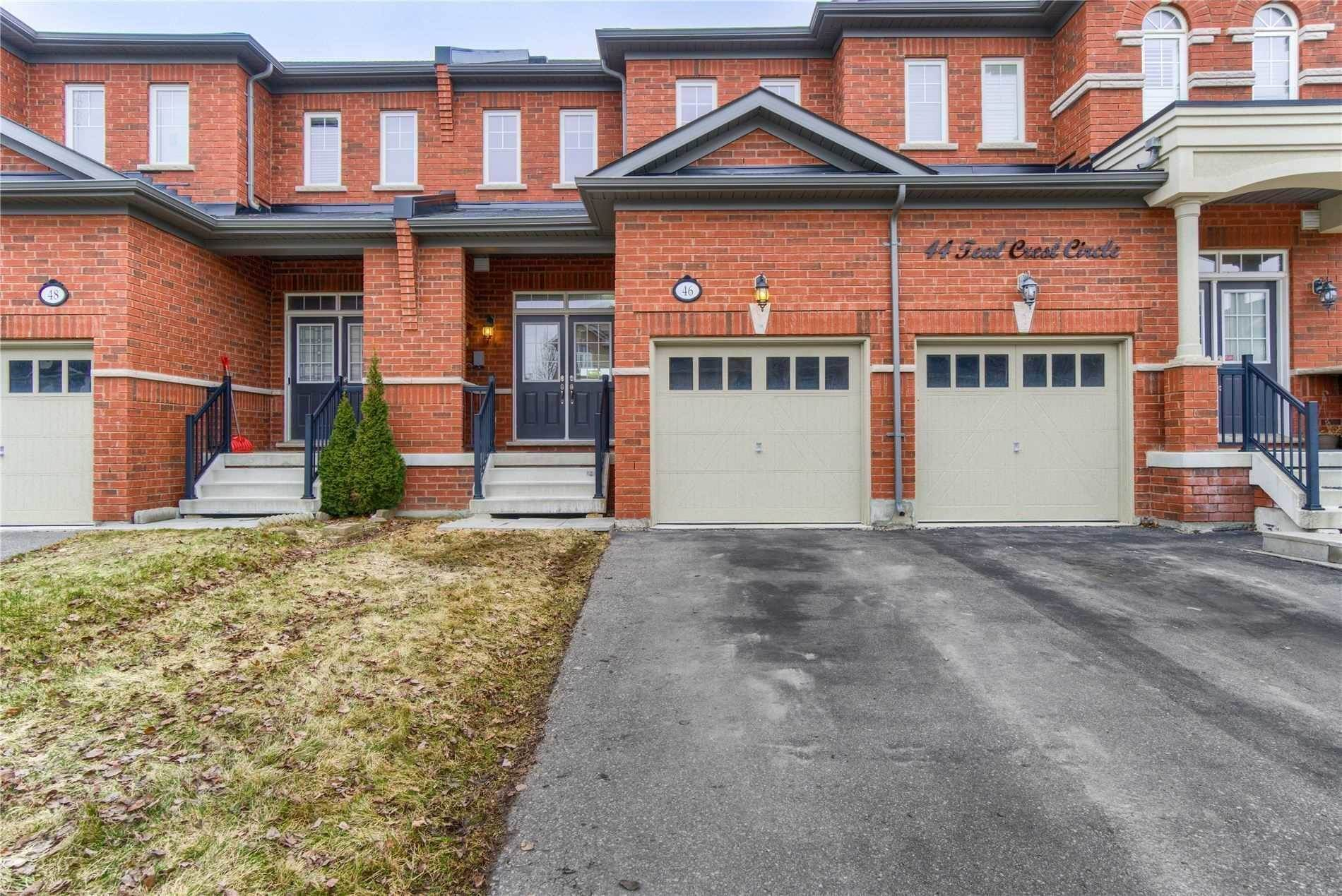 46 Teal Crest Circ, Brampton House For Sale
